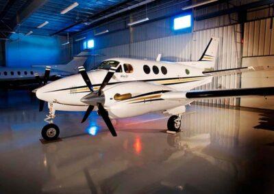 Airplane Hanger - PT4